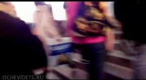 Пассажирка в одних трусах шокировала московское метро