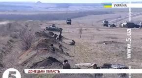 Более 150 десантников заняли позиции на границе с Россией