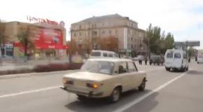 Луганск: День города 14 сентября
