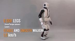 Человекоподобный робот REEM-C