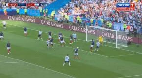 Франция – Аргентина 4:3 видео голов и онлайн матча ЧМ-2018