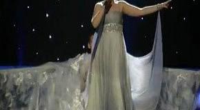 Евровидение 2010 - Thea Garrett(Мальта) вторая репетиция