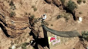 Финал - Red Bull Rampage 2010