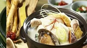 Летний Продовольственной в Корее