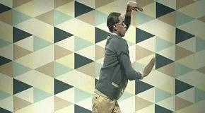 Презентация в танце новой коллекции очков от Lacoste