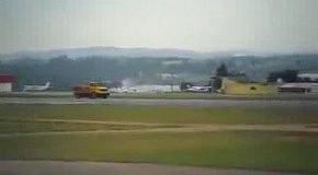 Крушение самолета в Бразилии