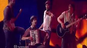 Joan Franka - You And I: второй полуфинал Евровидения 2012