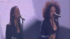 Nina Zilli - L'Amore E Femmina (Out Of Love): финал Евровидения 2012