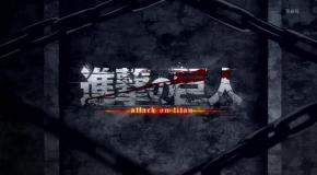 Вторжение титанов / Shingeki no Kyojin - 03 серия