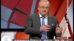 """Андрій Іллєнко у програмі """"Час. Підсумки дня"""""""