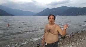 Я помню лето на озере
