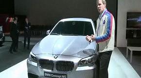 New BMW M5 F10 - 2012 F10 / БМВ М5 ф10 - 2012