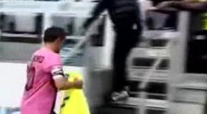 Прощание Алессандро Дель Пьеро