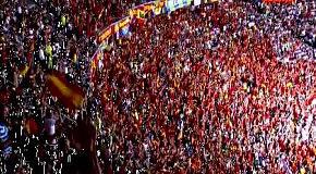 Испания - Италия (3-0, Торрес 84)