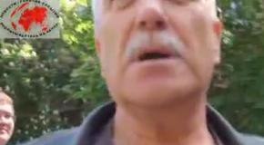 Мариуполь-Референдум- Очередь более 1 км - журналист  11 05 14