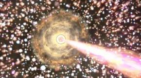 Ранние галактики утопали в водородных облаках