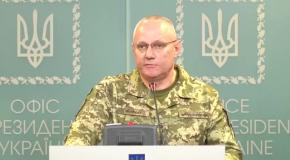 Обострение на Донбассе: Брифинг по результатам заседания РНБО