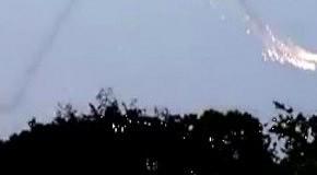 Невообразимое НЛО над Гринвичем