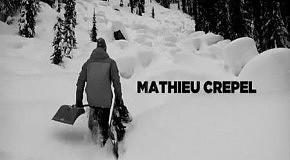 Winter X Games - Бэккантри: Mathieu Crepel