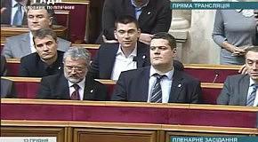 Юрій Михальчишин проти Азарова