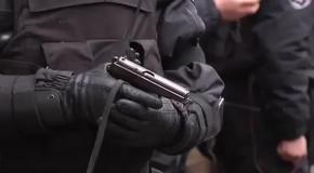 Отряды милиции и Беркута, убивавшие активистов Евромайдана
