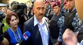 Печерский суд Киева: Беркут против журналистов