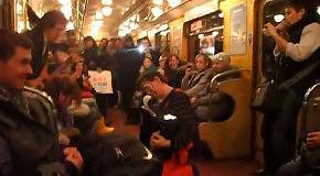 Prodigy в питерском метро