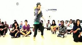 DANCE WORKSHOP AT SOUND BOX BY DI MOON ZHANG AND PHILLIP PACMAN CHBEEB feat CHACHI mp4 240