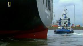 Суперсооружения: Порт Роттердама.