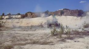 Нацгвардия показала улучшенный БТР, способный уничтожить танк
