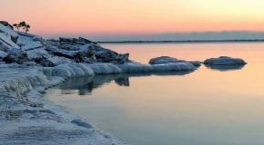 Балтийское море зимой ( панорамы )