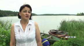Аналізи не показали причини мору риби у річці Гуйва в межах міста Андрушівка 06.07.18