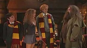 Harry Potter and Sexy Hermiona