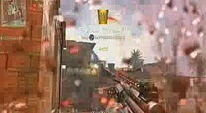 Modern Warfare 2 Multiplayer Gameplay Uncut Flag Runner