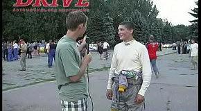 """Первое интервью """"Драйву"""". Юрий Протасов."""