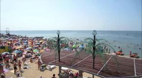Бердянск видео 3(третий) пляж азовское море