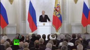 В Крыму должно быть три государственных языка — Путин