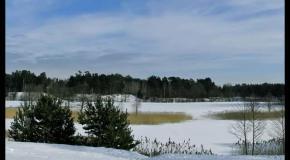 Зима на Беберлини ( панорамы )