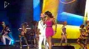 Nicole Scherzinger and Will.I.Am  - Baby Love  MTV EMA 2007 Live