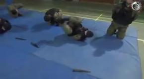 Как тренируется корейский спецназ