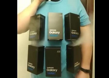 Госавиаслужба Украины не советует брать наборт Самсунг Galaxy Note 7