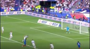 Франция - Англия видео голов и обзор матча