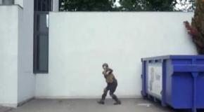 Как правильно бросать гранату