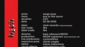 Сергей Лазарев-Eye of the storm