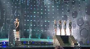 Евровидение 2010 - Safura(Азербайджан) первая репетиция
