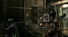 Прохождение Resident Evil 5 Co-op (чать 30)