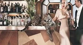 Scarlett Johansson и Mark Ruffalo для Vogue