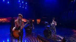 Soluna Samay - Should've Known Better: первый полуфинал Евровидения 2012