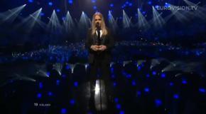 Евровидение 2013: Финал - Исландия