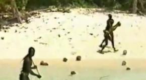 Самое агрессивное племя на Земле: сентинельцы